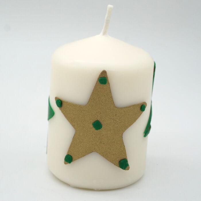 Bastelset Kerzen gestalten Wachsplatten