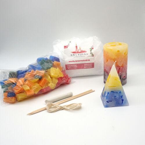 Bastel Set Kerzen gießen/ Kerzen herstellen