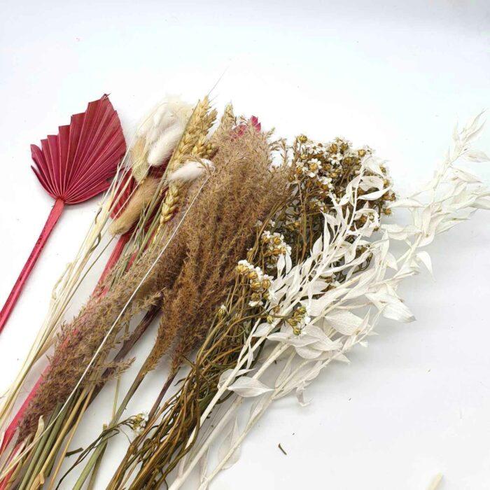 Boho Dreif Flower Trockenblumen