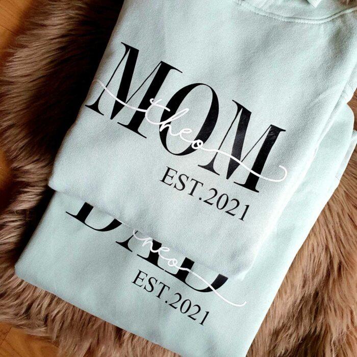 Sweater personalisiert als Geschenk
