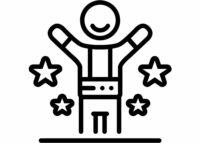 Icon Kundenzufriedenheit