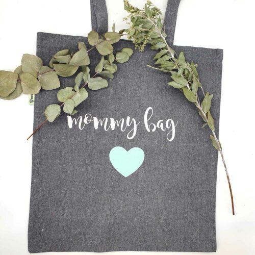Tragetasche Einkauftasche Mommybag - Individuell und Personalisierbar - Geschenk zum Muttertag